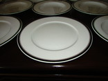 Сервиз. Блюдо огромные тарелки блюда салатники фарфор кобальт Германия, фото №8