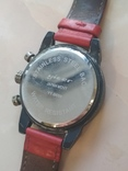 Часы наручные Красные на ходу, фото №9