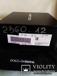 Коробка Dolce & Gabbana №4 оригинал., фото №3
