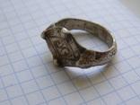 Перстень периода КР с Тамгой, фото №8