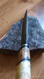 Нож из ламинированной стали, фото №4