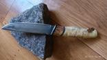 Нож из ламинированной стали, фото №5