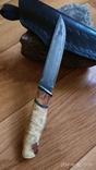 Нож из ламинированной стали, фото №7