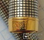 Ручка Паркер Сонет. Серебро, золото, элитная серия., фото №4