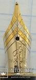 Ручка Паркер Сонет. Серебро, золото, элитная серия., фото №9