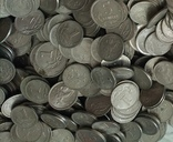 3,2 кг 1 и 5 копієчних монет Російської Федерації., фото №5