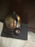 Кофемолка коллекционная дерево медь, фото №10