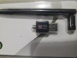USB 2.0 WI - FI адаптер 2 шт. Нові. N-Стандарт., фото №3