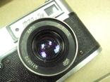 Фотоаппарат фэд 5 в олимпиада с чехлом, фото №8