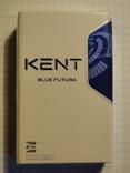 Сигареты KENT BLUE FUTURA фото 2