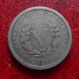 5 центов 1908 США   (,12.1.19)~, фото №4