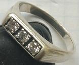 Кольцо №3, срібло, фото №3