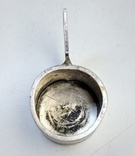 Серебряная чарка.  84 пр. 1890 г., фото №7
