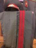 Форма генерала. Фуражка, штаны, плащ, шарф, фото №7