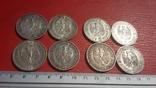5 марок (погодовка = 8 монет), фото №2