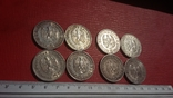 5 марок (погодовка = 8 монет), фото №3