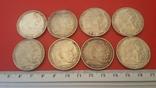 5 марок (погодовка = 8 монет), фото №8