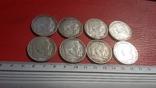 5 марок (погодовка = 8 монет), фото №11