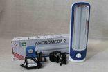 Портативная лампа-фонарь ANDROMEDA 2 80 LED, фото №2