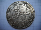 Талер  1615 Саксония, фото №2