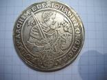 Талер  1615 Саксония, фото №3