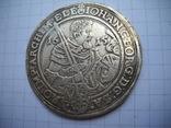 Талер  1615 Саксония, фото №4