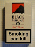 Сигареты BLACK MOUNT фото 1