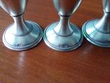 Серебряные рюмки, фото №3