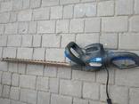 Кусторез Mac Allister Mht 620 Electric Corded Hedge Trimmer Cutter, фото №2