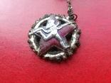 Знак готов к труду и обороне СССР гто подвесной, фото №5