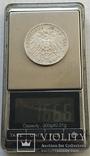 Монета ТРИ МАРКИ 1913 года. Серебро., фото №3