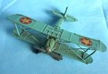 Старая модель самолета Европа, фото №2