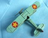 Старая модель самолета Европа, фото №3