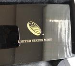 100 $ 2019 года США золото 31,1 грамм 999,9', фото №4