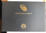 100 $ 2019 года США золото 31,1 грамм 999,9', фото №5