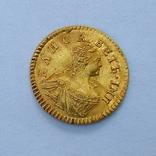 Полтина 1756 года. Биткин-R, Петров - 2,75 руб., фото №3