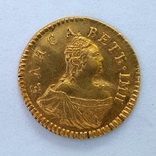 Полтина 1756 года. Биткин-R, Петров - 2,75 руб., фото №4