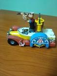 Британская машинка с Папаем, фото №3