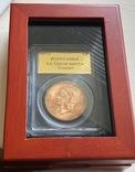 20 $ 1857-S года США монета с затонувшего корабля, фото №7