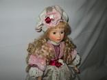 Кукла в авторском платье.№2, фото №4
