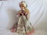 Кукла в авторском платье.№2, фото №6