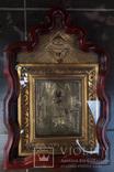Старинная икона Святой Благоверный великий князь Александр Невский, фото №2