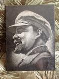 Портрет Ленина на граните, фото №2