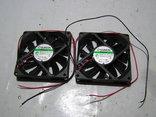 Вентиляторы. 2 штуки., фото №2