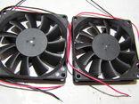 Вентиляторы. 2 штуки., фото №4