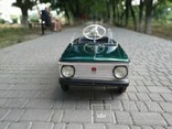 АЗЛК (педальная машина) - 0578, фото №6