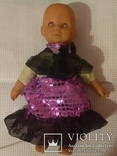 Кукла пупс времен СССР,  30 см., фото №7