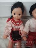 "Сувенирные куклы Василинка и Ивасик: Фабрика игрушек ""Победа"", г. Киев, УкрССР, фото №9"