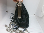 Винтажная сумочка. Бисер, пайетки, фото №5