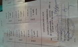 Купоны (картка споживача) различного номинала, фото №4